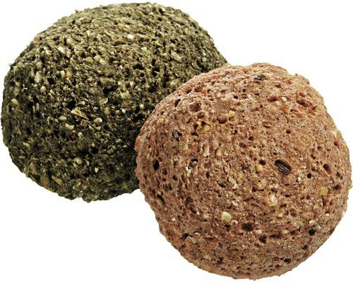 Nourriture sèche pour chevaux, Allco snacks carotte/herbes 10kg