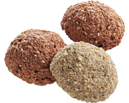 Nourriture sèche pour chevaux, Allco snacks vanille/fraise 10kg