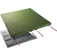 Dalle de protection anti-chute terralastic 50x50x3cm vert-thumb-0