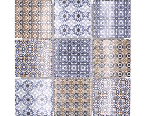 Mosaïque céramique Quadrat Classico mélange-0