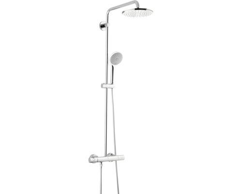 Système de douche Grohe Euphoria XXL System 210 avec batterie à thermostat pour montage mural 27964000