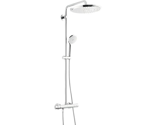 Système de douche Grohe Euphoria XXL System 310 avec batterie à thermostat pour montage mural 26075000
