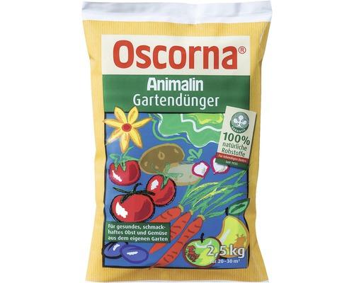 Engrais de jardin Oscorna Animalin engrais organique 2,5 kg