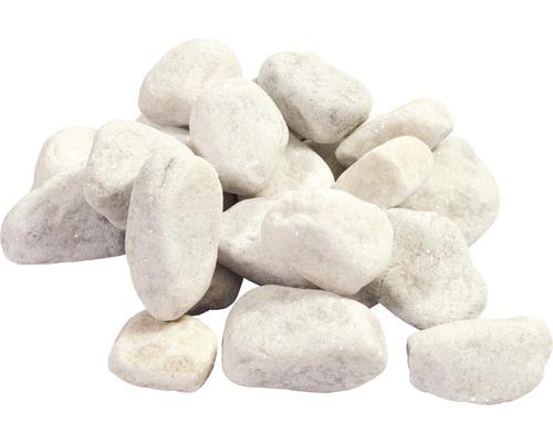 Gravier de marbre blanc 20-40mm, 500 kg-0