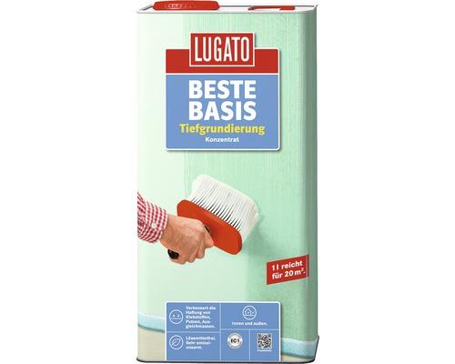 Grundierung Lugato Beste Basis 5 l