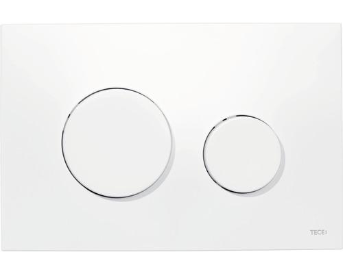 TECEloop plaque d''actionnement pour WC 9300001 blanc