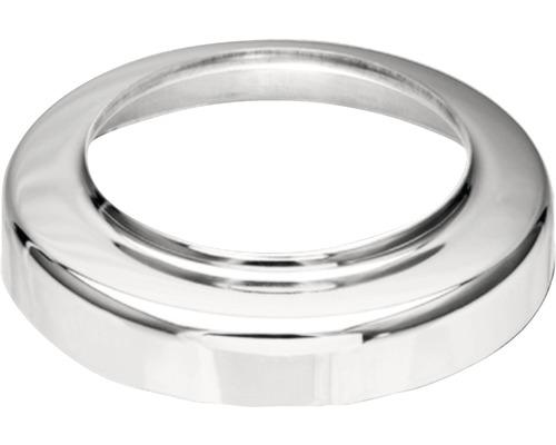 Rosace pour tube vertical Zambelli zinc DN 76/116 mm-0