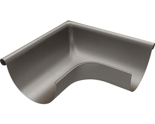 Außenwinkel 90° Stahl braun NW 153mm Größe 333