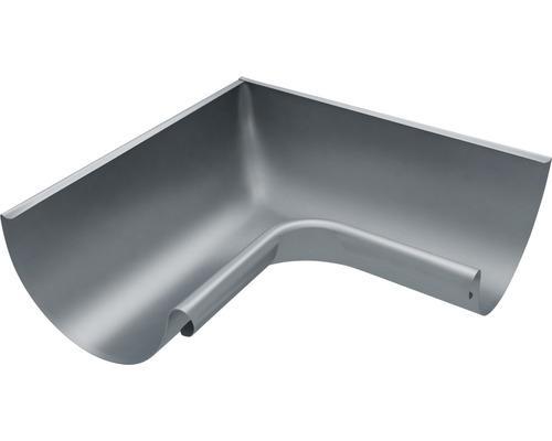 Innenwinkel 90° Stahl anthrazit NW 153mm Größe 333