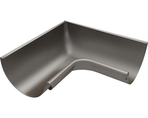 Innenwinkel 90° Stahl braun NW 127mm Größe 280