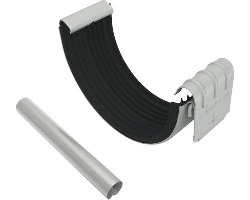 Set Rinnen- u. Wulstverbinder grau NW 153mm Größe 333