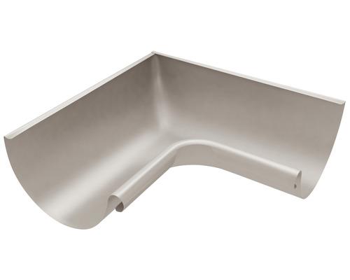 Innenwinkel 90° Stahl grau NW 127mm Größe 280