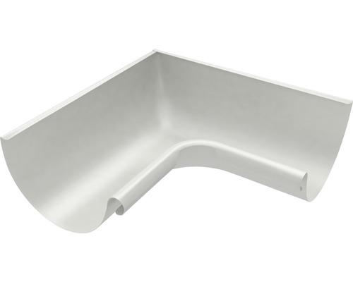 Innenwinkel 90° Stahl grauweiß NW 127mm Größe 280