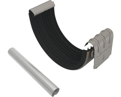 Set Rinnen- u. Wulstverbinder braun NW 153mm Größe 333