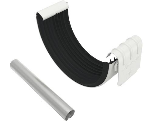 Set Rinnen- u. Wulstverbinder grauweiß NW 153mm Größe 333