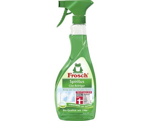 Nettoyant pour verre à l''alcool Frosch 0,5 L