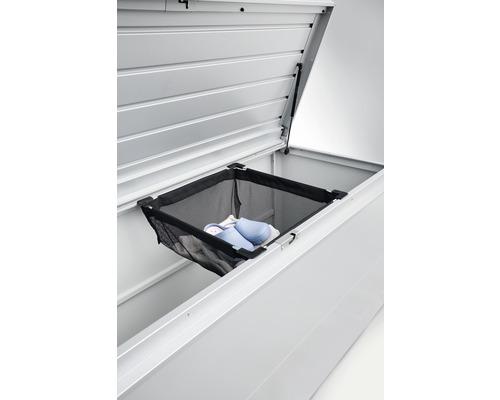 Sac à suspendre Biohort pour coffre de jardin 160, 180, Loungebox et Highboard 200