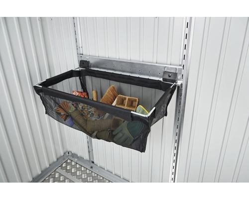 Sac à suspendre Biohort avec rail pour abri de jardin et armoire à outils