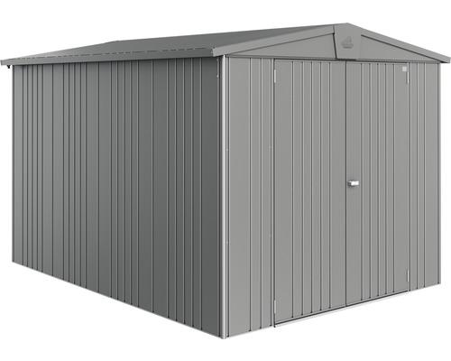 Cabane à outils Biohort Europa Gr. 6, 227 x 299 cm, gris métallisé-0