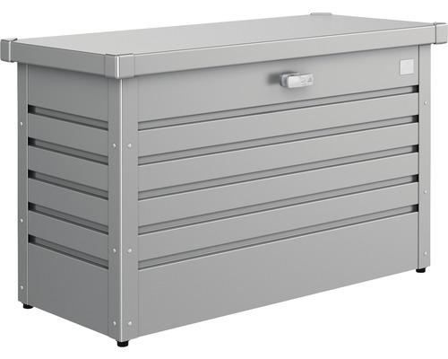 Caisse de rangement Biohort FreizeitBox 100, 101x46x61cm gris quartz-métallique-0