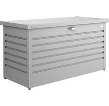 Caisse de rangement Biohort FreizeitBox 130, 134x62x71cm gris quartz-métallique-thumb-0