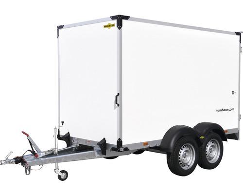 Remorque fourgon Humbaur Trolly Tandem 3040x1510x1800mm freinée poids total adm. 2000kg