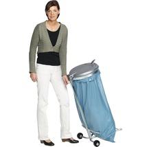 Support pour sac poubelle VAR Combi mobile-thumb-1