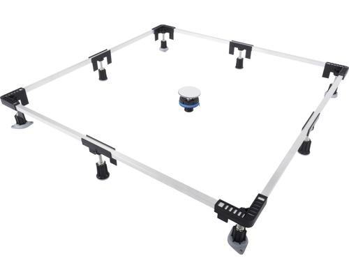 Cadre de montage pour receveur de douche 120x120cm