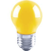 Ampoule en forme de goutte FLAIR LED E27/3W avec filament jaune G45-thumb-0