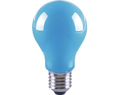 Flair Led Lampe E27 4w A60 Filament Blau Hornbach Luxemburg
