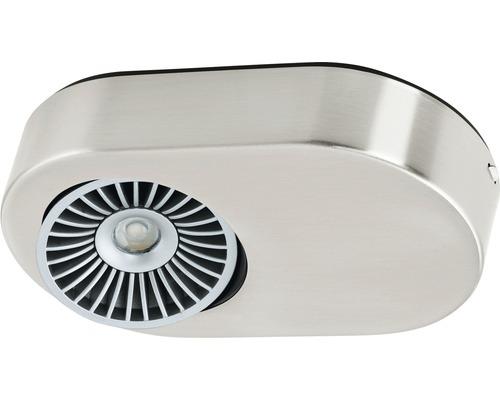 Spot LED Montale 1x5.4W nickel/mat 94179-0