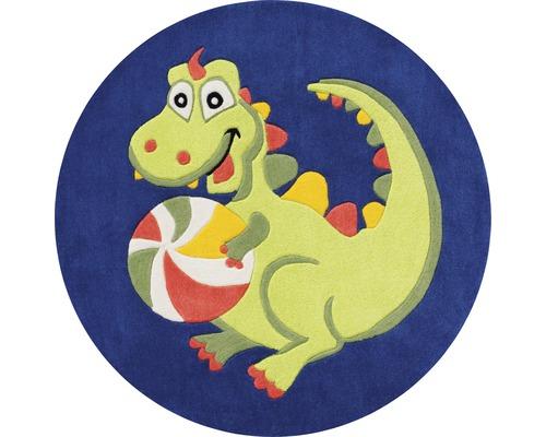 Tapis pour enfants Dragon Ø 130cm-0