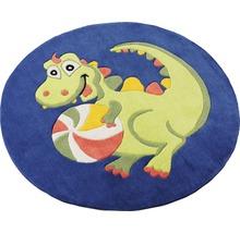 Tapis pour enfants Dragon Ø 130cm-thumb-1