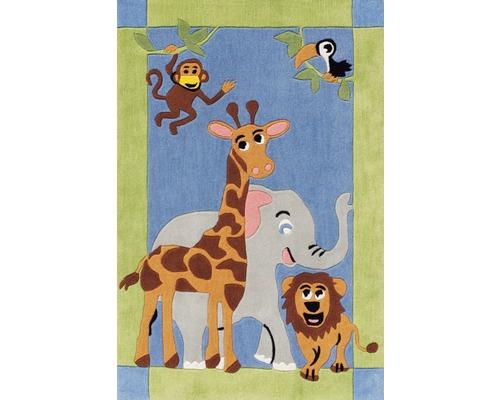 Tapis pour enfants Jungle 150x220cm