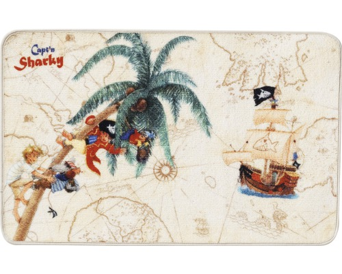 Tapis pour enfants Capt`n Sharky 303 50x80cm