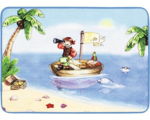 Tapis pour enfants Pirate 50x70cm