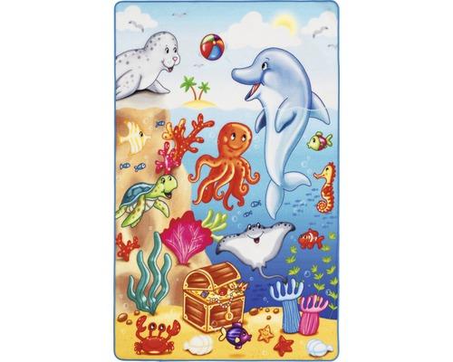 Tapis pour enfants Univers marin 67x125cm