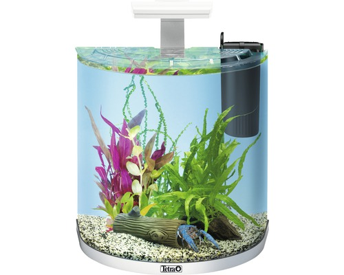 Aquarium Tetra ExplorerLine LED 30 litres sans armoire basse, blanc