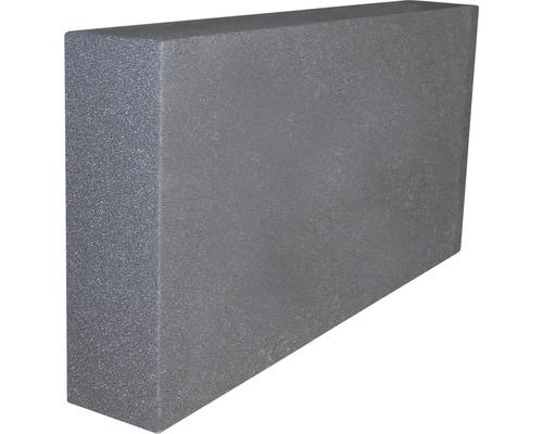 Panneau isolant pour murs extérieurs polystyrène PSE ITE émoussé catégorie de conductivité thermique 032 1000 x 500 x 60 mm