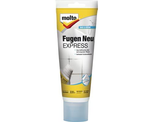 """Nettoyant pour joints Molto """"Fugen neu Express"""" 220 ml"""