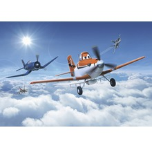 Papier peint photo Disney Planes above the cl 368x254cm-thumb-0