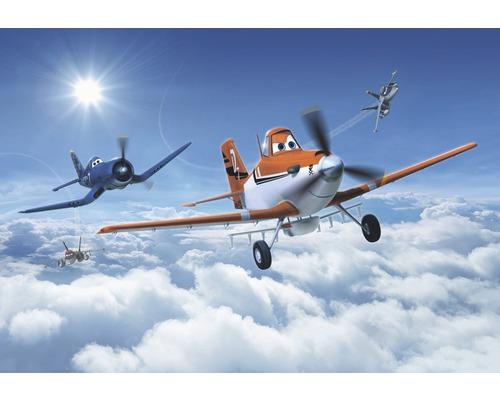 Papier peint photo Disney Planes above the cl 368x254cm