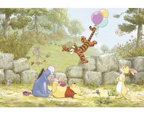 Papier peint photo Disney Winnie l''Ourson Balloon 368x254cm