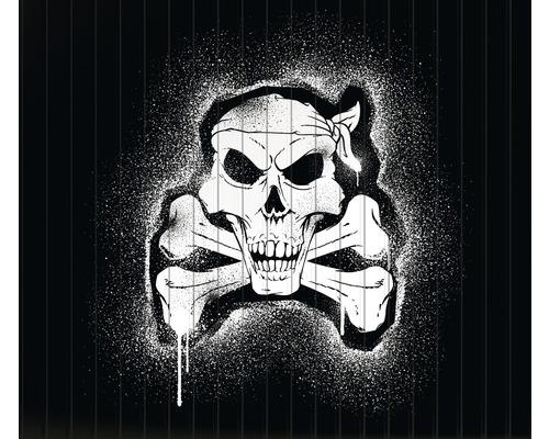 Bâche Pour Porte De Garage Crâne 2450x2100 Mm Hornbach Luxembourg