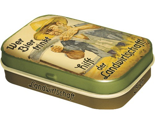 Boîte à pilule Wer Bier trinkt…-0