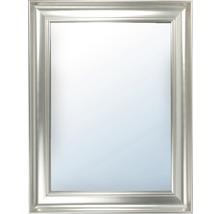 Miroir mural Pizol argent 50x70cm-thumb-0