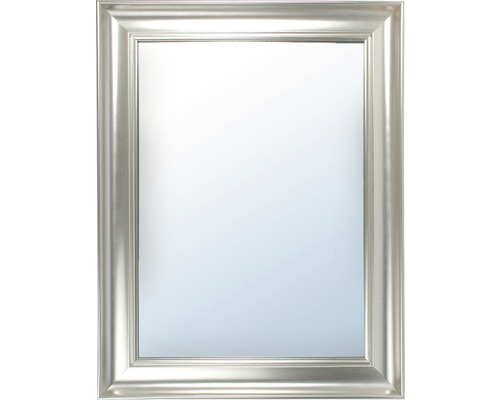 Miroir mural Pizol argent 50x70cm-0