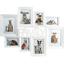 Cadre multivues Family 8 photos blanc 72x56 cm-thumb-0