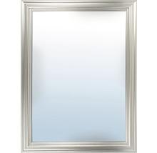 Miroir mural Omnia argent 50x70 cm-thumb-0