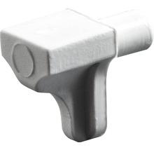 Taquets Ø 6 mm blanc, 20 pièces-thumb-0
